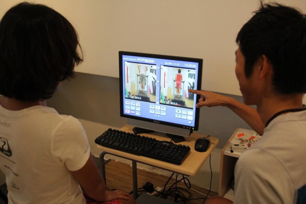 """「""""タイム""""と""""美フォーム""""を追求する。「ランニング専用ラボ」ランクションポイントが渋谷にOPEN!!」の画像"""