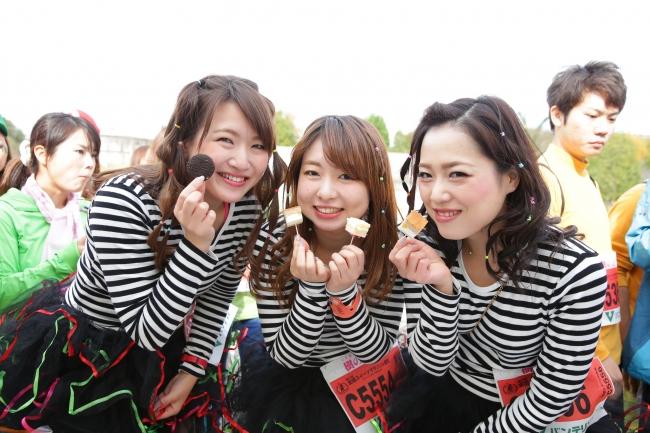 「第28回全国スイーツマラソン in 東京」の画像
