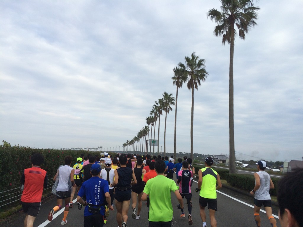 「「青島太平洋マラソン2015」大会レポート」の画像