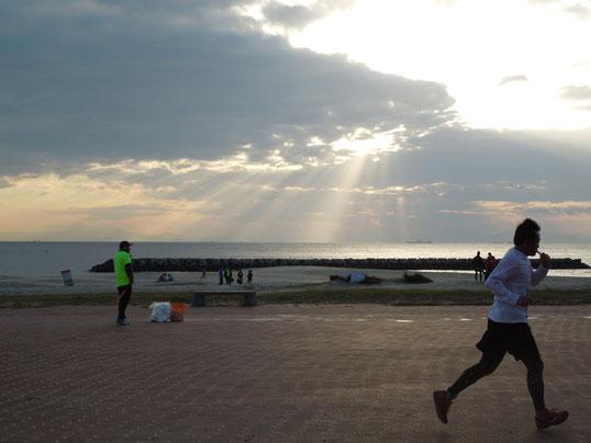 「第2回 博多湾夕空絶景マラソン」の画像
