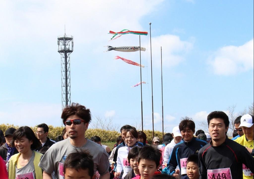「第41回 登別こいのぼりマラソン」の画像