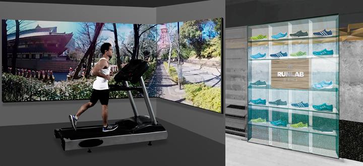 「アディダスが最新技術でランナーをサポート!世界初「ランラボ」が渋谷にオープン」の画像