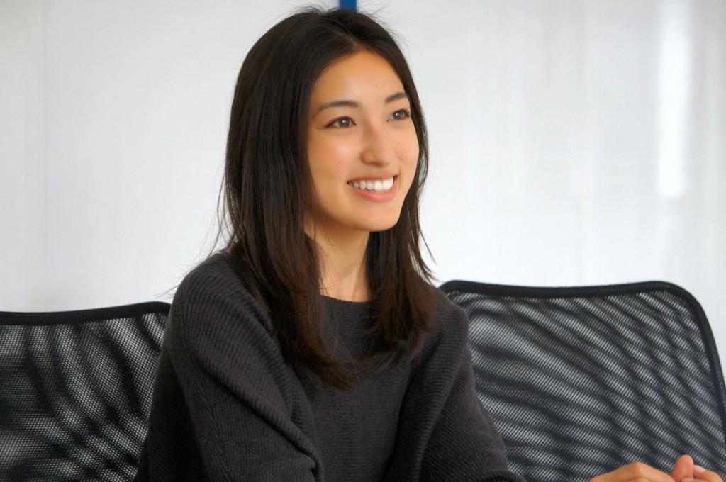 """「モデル・大杉亜依里さんを輝かせ続ける""""ランニングの力""""」の画像"""