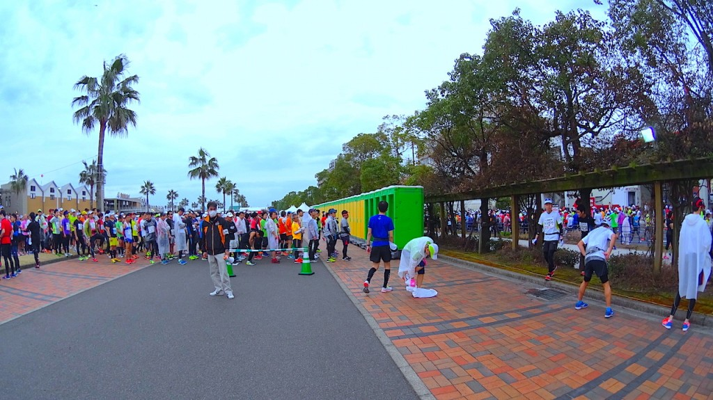 「桜島を堪能できる「鹿児島マラソン」、攻略のポイントはトンネルに!!【大会レポート】」の画像