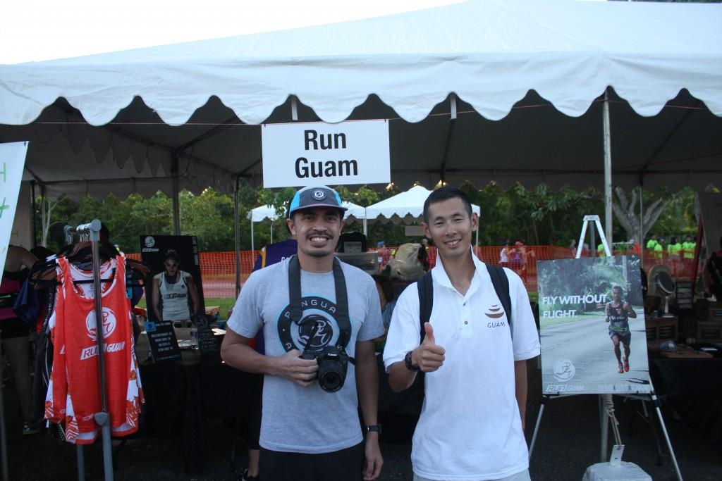 「グアムのヒーローが生んだローカルブランド「Run Guam」」の画像