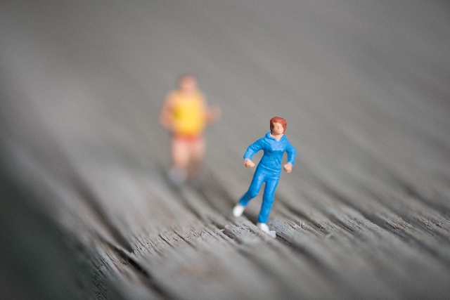 「女性ランナー必見!! 汗をかいても落ちにくいメイクアップ3つのポイント」の画像