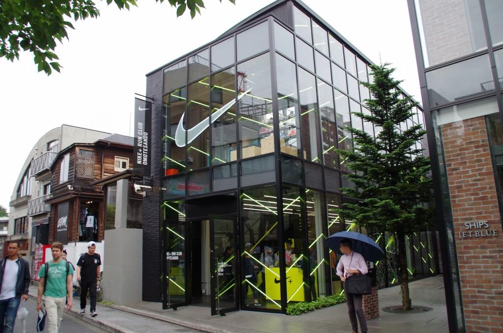 「「ランコンシェルジュ」とは?オープンした「NIKE+ RUN CLUB OMOTESANDO」へ潜入!」の画像