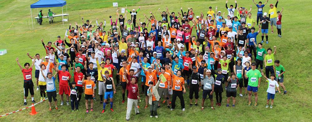 「ゲレンデ逆走マラソン2016~標高1,500mを駆け巡れ!雨季ウキ高地レース」の画像