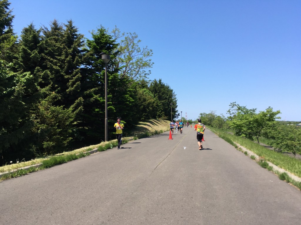 「あの札幌「モエレ沼公園」を走る大会に参加!! ところで、「あへあほ体操」って何?」の画像