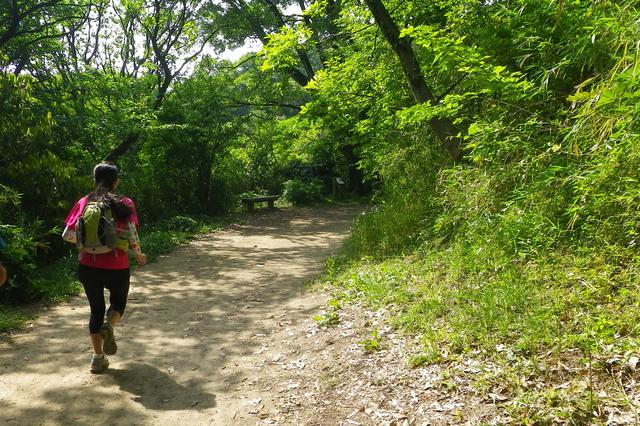 「室生古道 クマタワ峠越え 約21km」の画像
