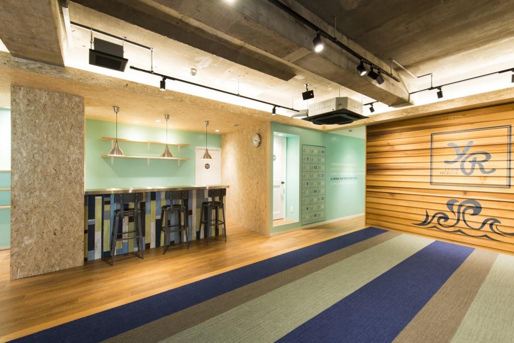 「日本初!「ヨガ」×「ラン」に特化した女性専用ジムスタジオ「YR CLUB HOUSE 国領店」がオープン」の画像