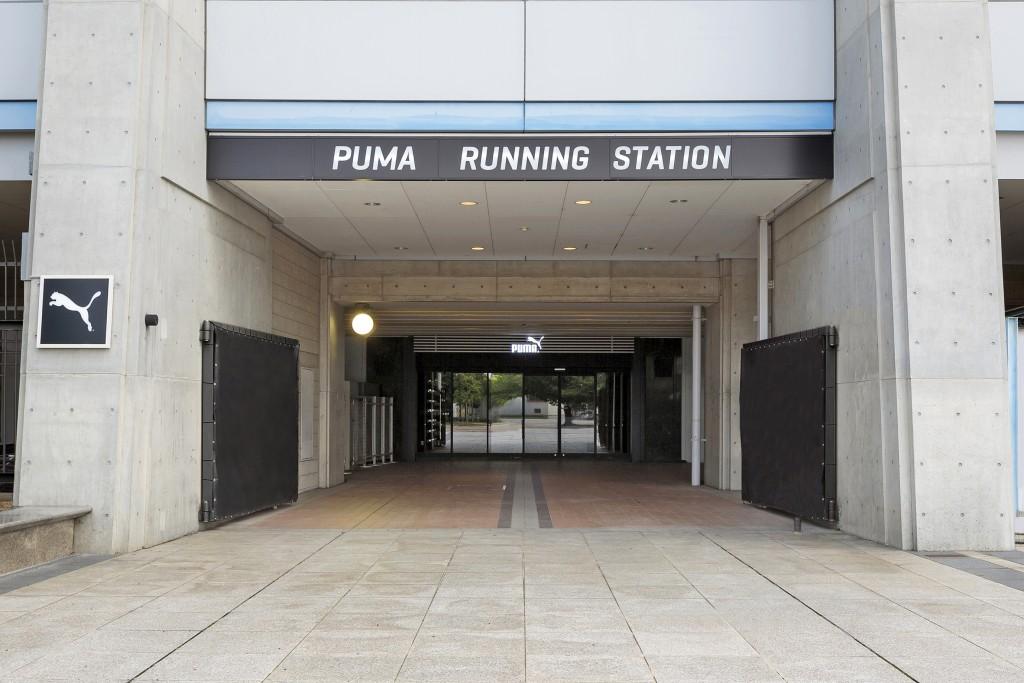 「「プーマ ランニングステーション」が、大阪・長居公園にオープン!」の画像