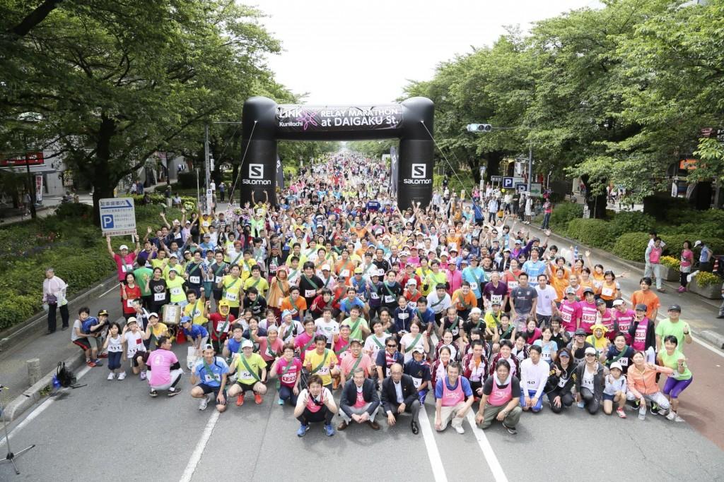 「サラリーマンたちが各方面に走り回ってマラソン大会を実現!「一般社団法人L.L.L」へ直撃インタビュー」の画像