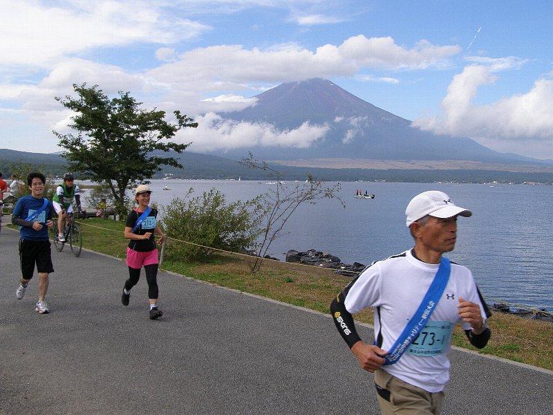 「走ることで社会に恩返しを! EKIDEN for PEACE2016 第9回 富士山・山中湖 チャリティー駅伝」の画像
