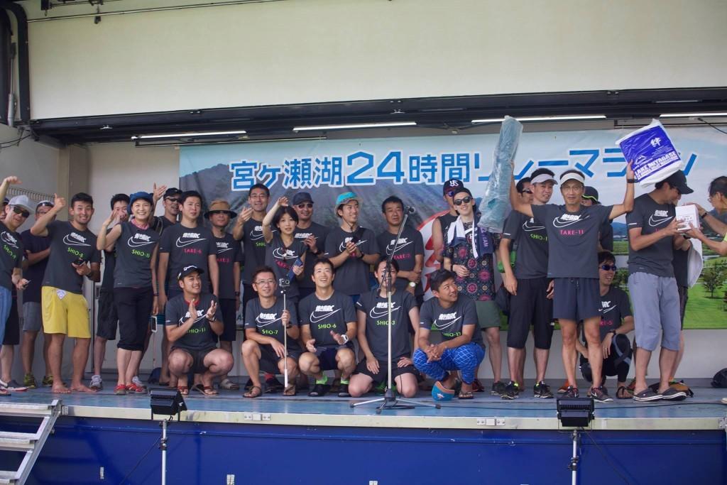 「「焼き鳥大好き!」なチームの24時間リレーマラソンに密着したらなんと奇跡が!?」の画像