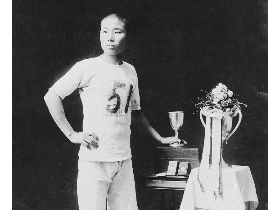 「日本初オリンピック選手で箱根駅伝の創設に尽力「金栗四三」氏の故郷を走る、金栗四三翁マラソン大会」の画像