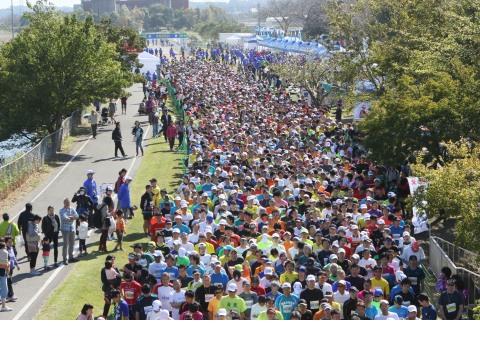 「フラットで走りやすいコースが魅力! 第22回手賀沼エコマラソン」の画像