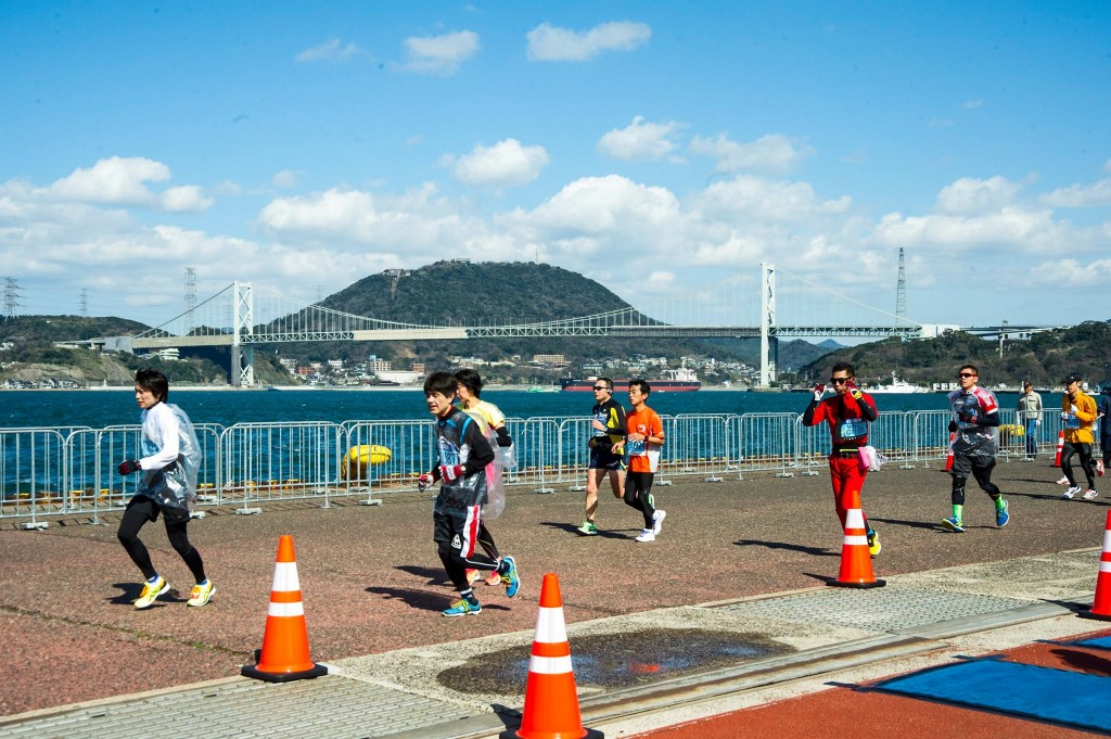 「今大会より「スピードランナー枠」を新設した大規模な市民参加型レース! 北九州マラソン 2017」の画像