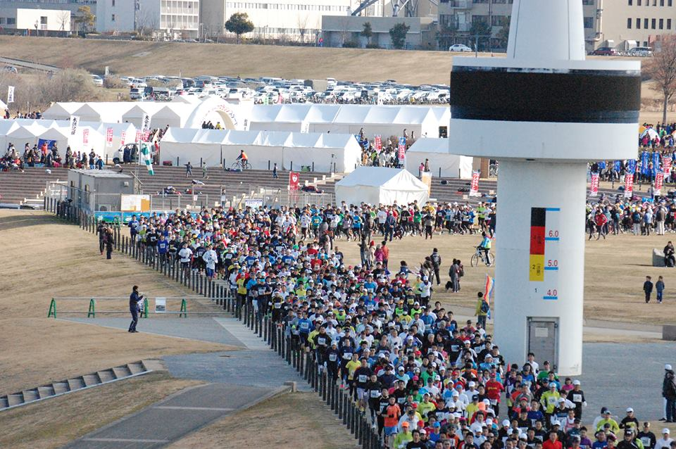 「新成人が振袖や袴姿で参加できる!? 第40回記念 新春走ろうかい ひらかたハーフマラソン」の画像