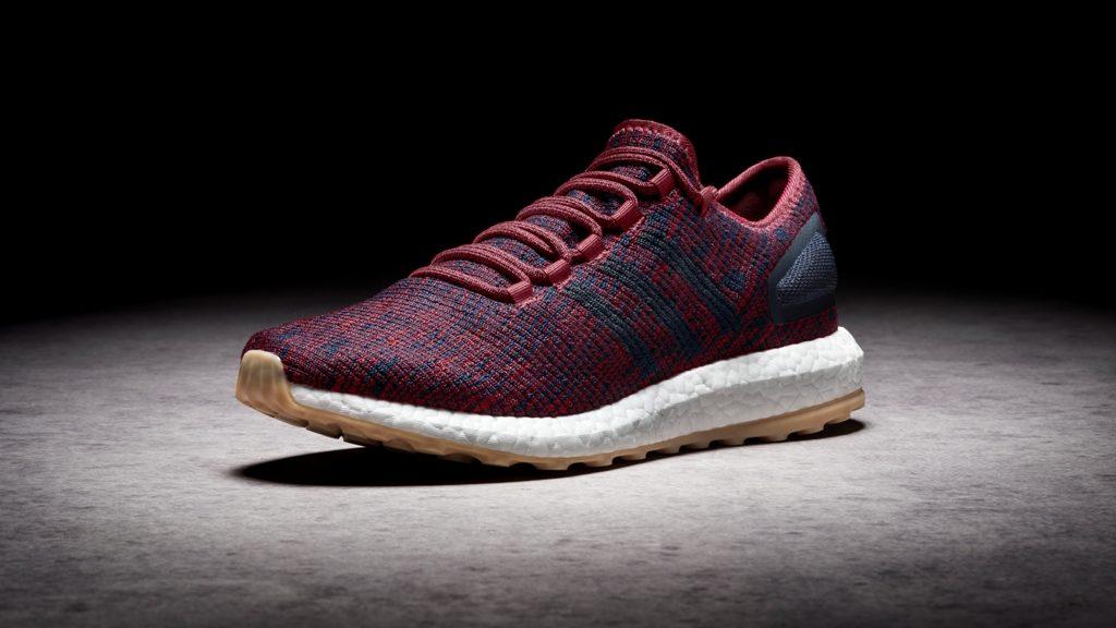 「adidasからBOOST™ フォーム搭載シューズの新モデル「PureBOOST」 が発売!」の画像