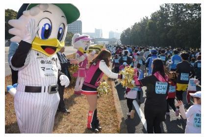 「千葉の名所を駆け巡る! 第41回サンスポ千葉マリンマラソン」の画像