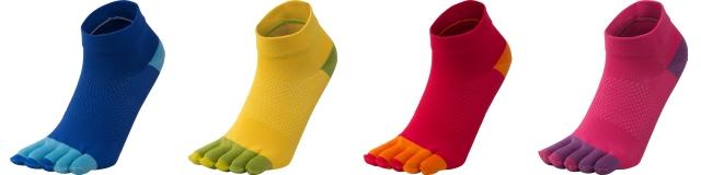 「足裏を支えるアーチサポートソックス「C3fit」に新カラーが登場!」の画像