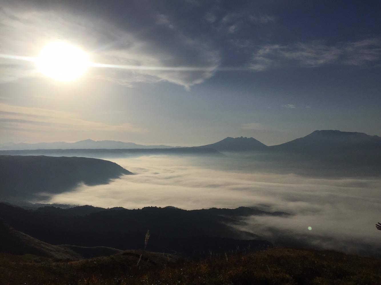 「熊本をトレランで盛り上げよう! 阿蘇復興支援トレイルランニングイベント」の画像