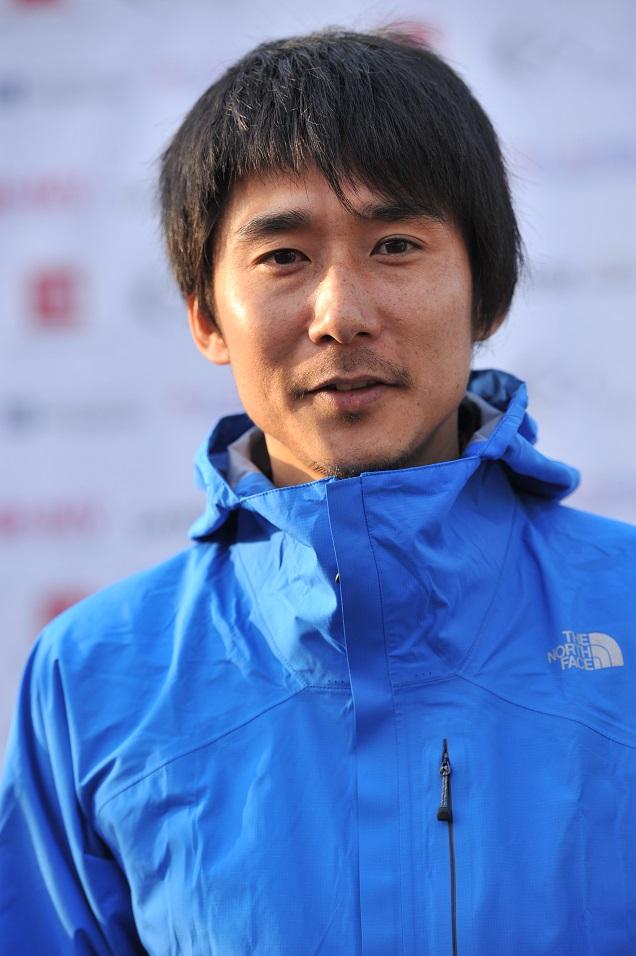 「子供の「どこ行くと?」に「よーいドンの練習」と返事。熊本の元国体チャンプが挑むトレラン競技」の画像