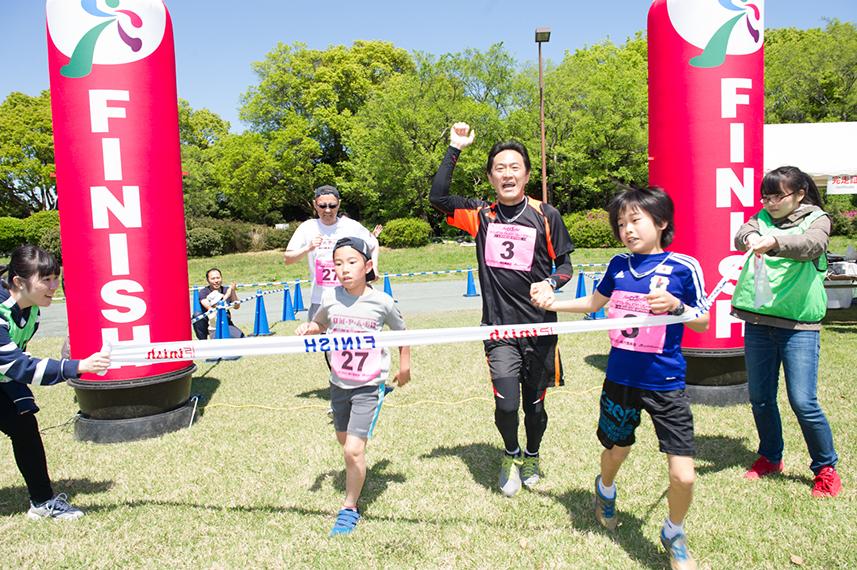 「親子同士で、友人同士で、一緒に走ろう!「ファンダフルEnjoy! リレーマラソン」エントリー開始!」の画像