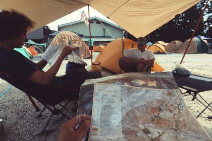 「Googleマップに慣れている人ほど戸惑う!? レース+キャンプ+フェスが合体した「OMM LITE」が楽しくも厳しかった」の画像
