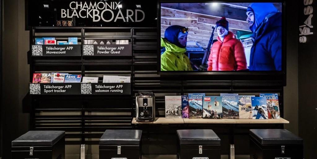 「新たな世界観を体感!「サロモン スント i c i club神田店」がリニューアル・オープン」の画像