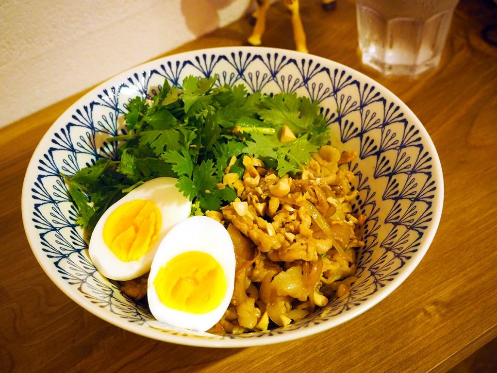 「キリン食堂・管理栄養士が考えるRUN飯!わずかな材料でできる【アジアン生姜焼き丼】」の画像