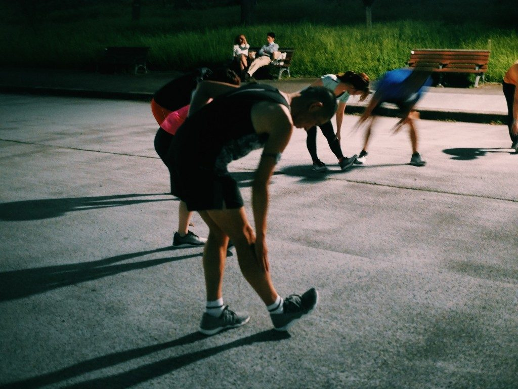 「目から鱗!! Reebok契約トレーナーが直接指導するトレーニングプログラムが面白い」の画像