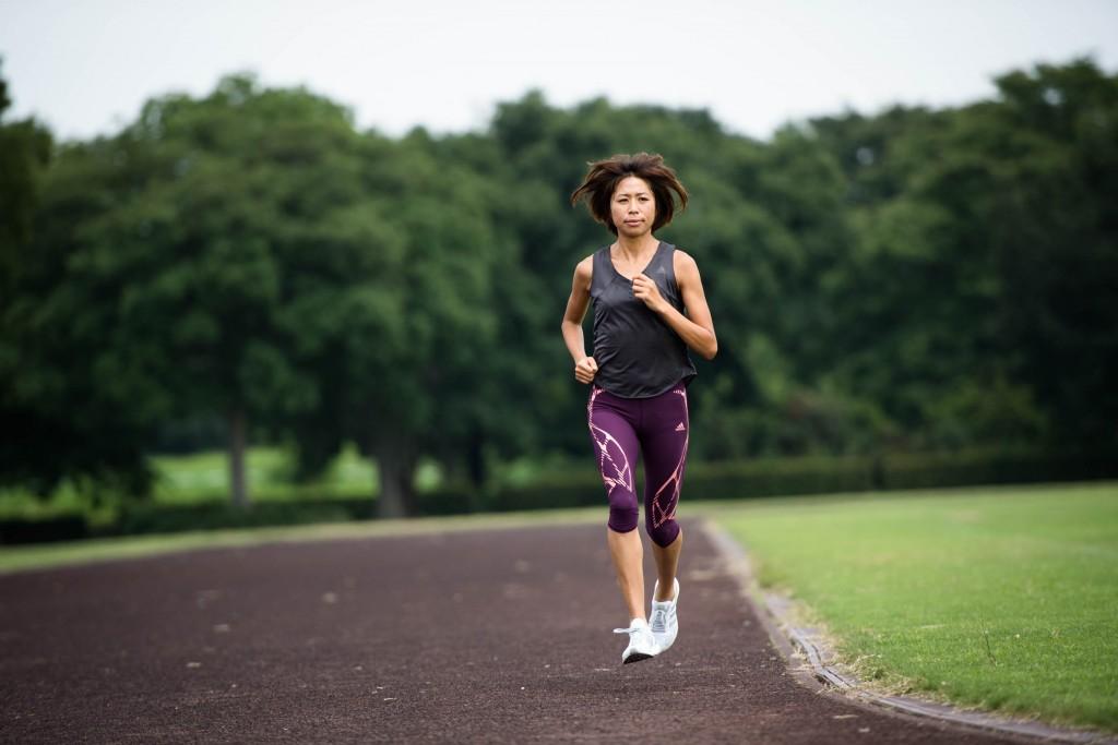 「あなたの<走る原動力>を投稿して、カスタマイズシューズをゲットしよう!adizero「TAKE CHARGE」キャンペーン」の画像