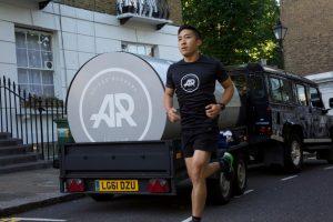 「新感覚RUN「TOKYO RUN+5 CHALLENGE」開催のアディダス・ランナーズの活動とは」の画像