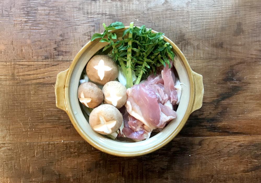 「管理栄養士が考えるランナーメシ!正月太りを解消!【鶏のみぞれ鍋】」の画像