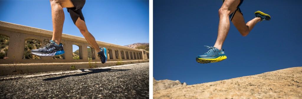 「HOKA ONE ONE のダイナミックスタビリティシューズ 「ARAHI」 と全路面対応シューズ 「CHALLENGER ATR」 がアップデート!」の画像