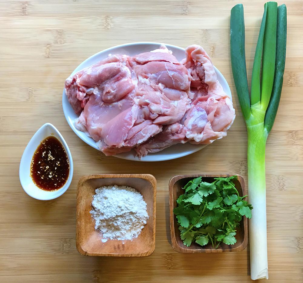 「管理栄養士が考えるランナーメシ!ランナーこそタンパク質補給!【揚げない油淋鶏】」の画像